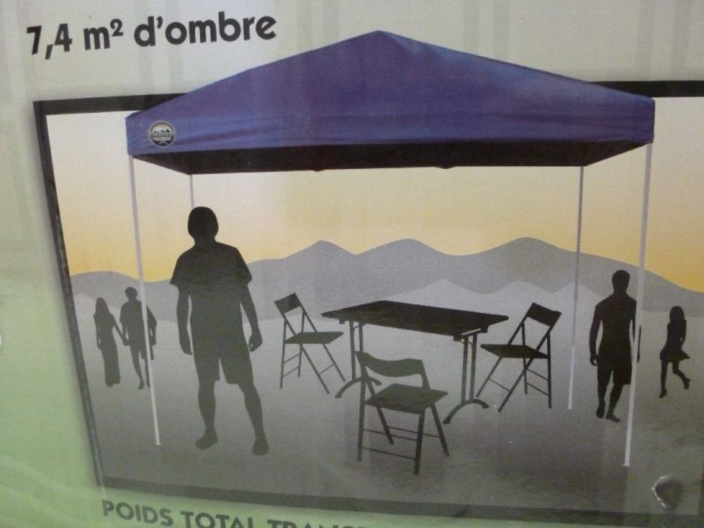 Element Instant Canopy : Element ft instant canopy new in box