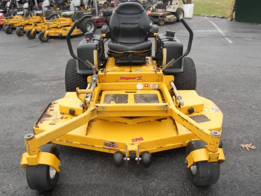 Sloot Used hustler lawn mowers for sale glad this