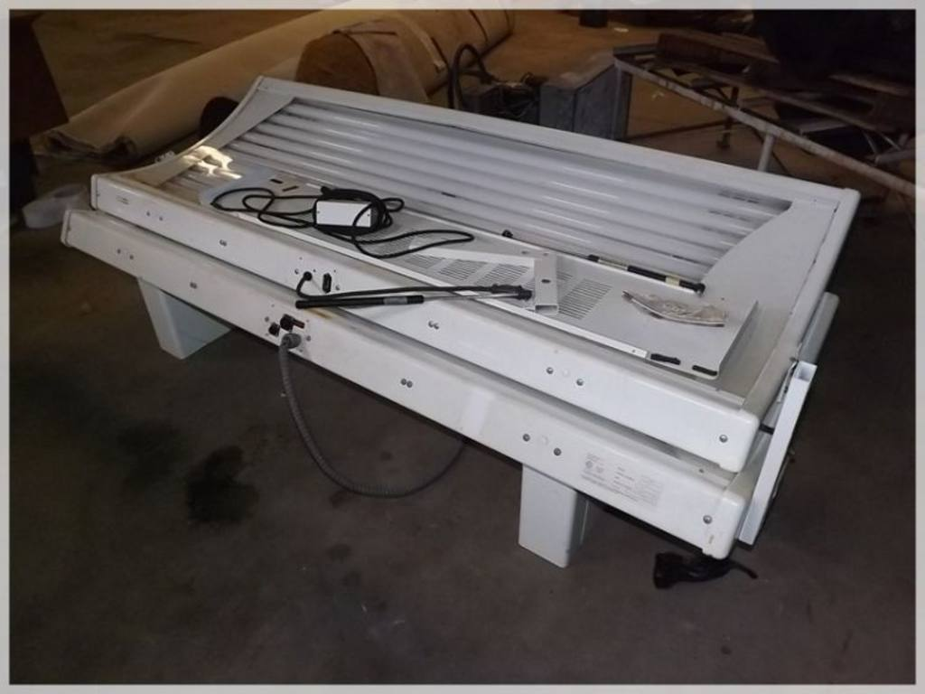 Sca Wolff Tanning Bed Parts