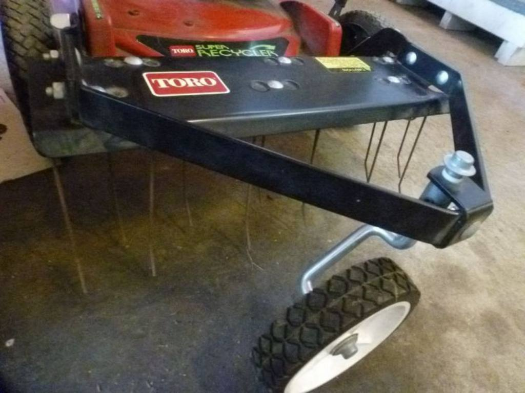 Toro Super Recycler 20 Quot Push Mower With Bagger And Front