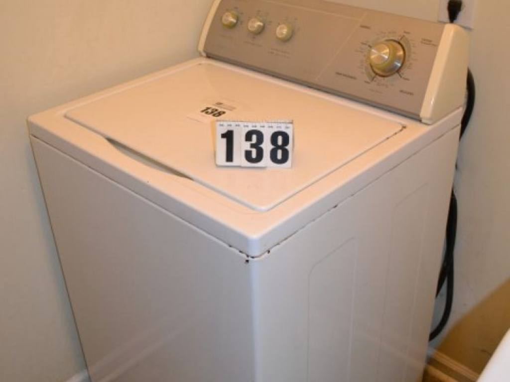 Whirlpool Model Number Codes