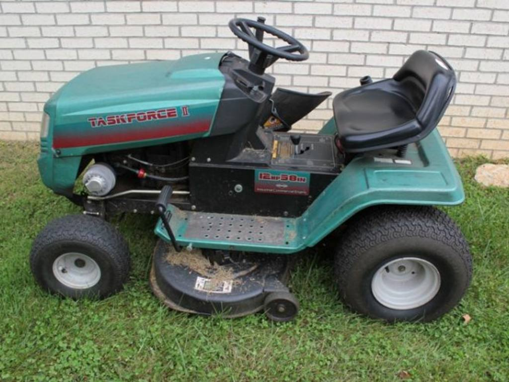 Car Lots In Somerset Ky >> Task Force II Riding Lawn Mower