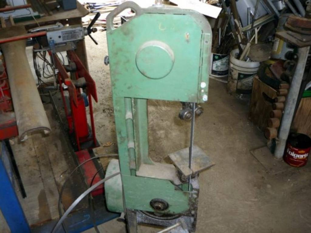 Central Machinery Heavy Duty Band Saw – Articleblog info
