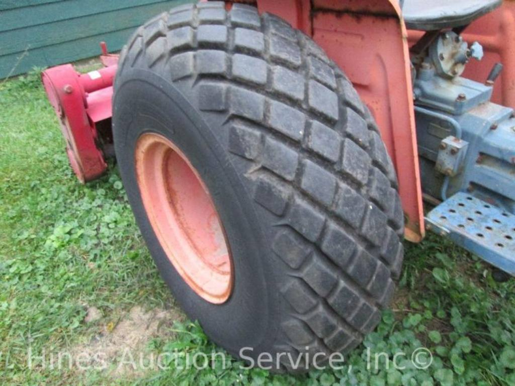 Farm Tractor Front Fenders : Kubota l lawn tractor wide front fenders pt