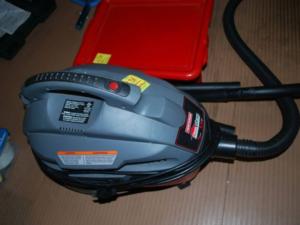 Atoka (TN) United States  city photos gallery : Craftsman 4 gallon portable wet/dry vac