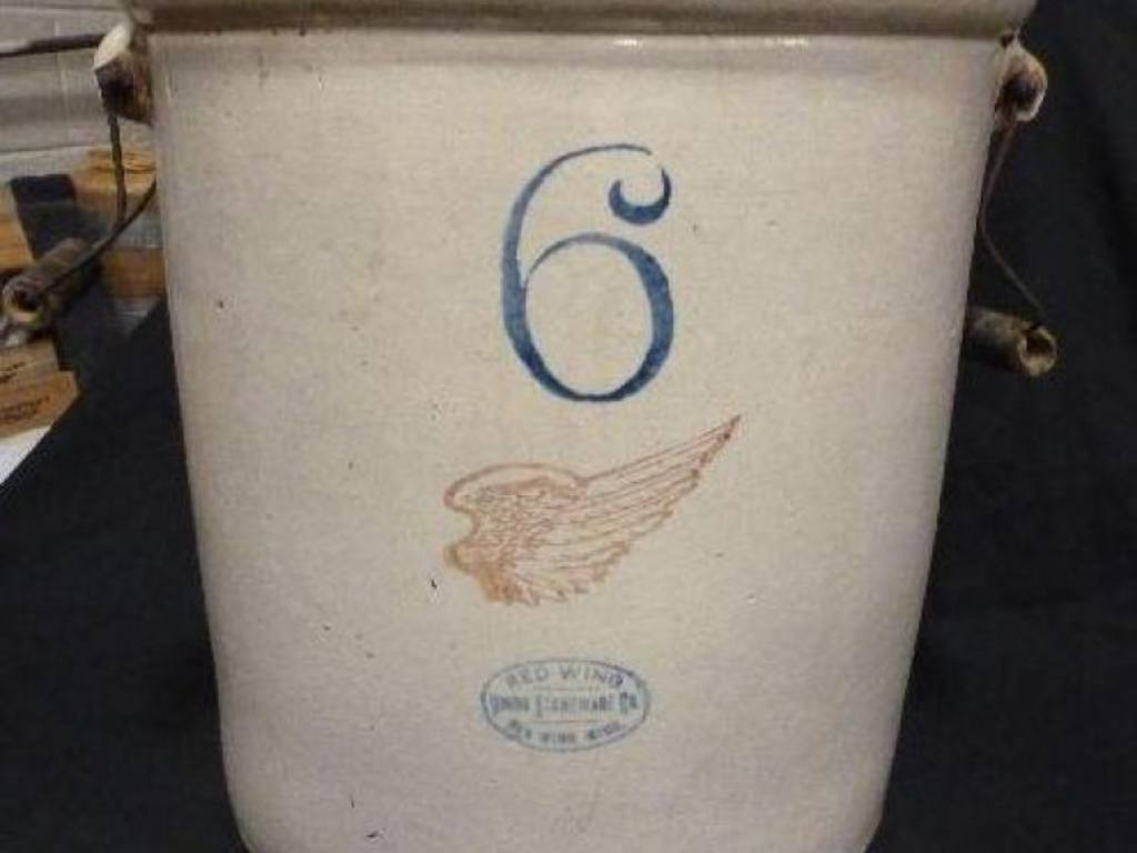 Dating red wing stoneware 3