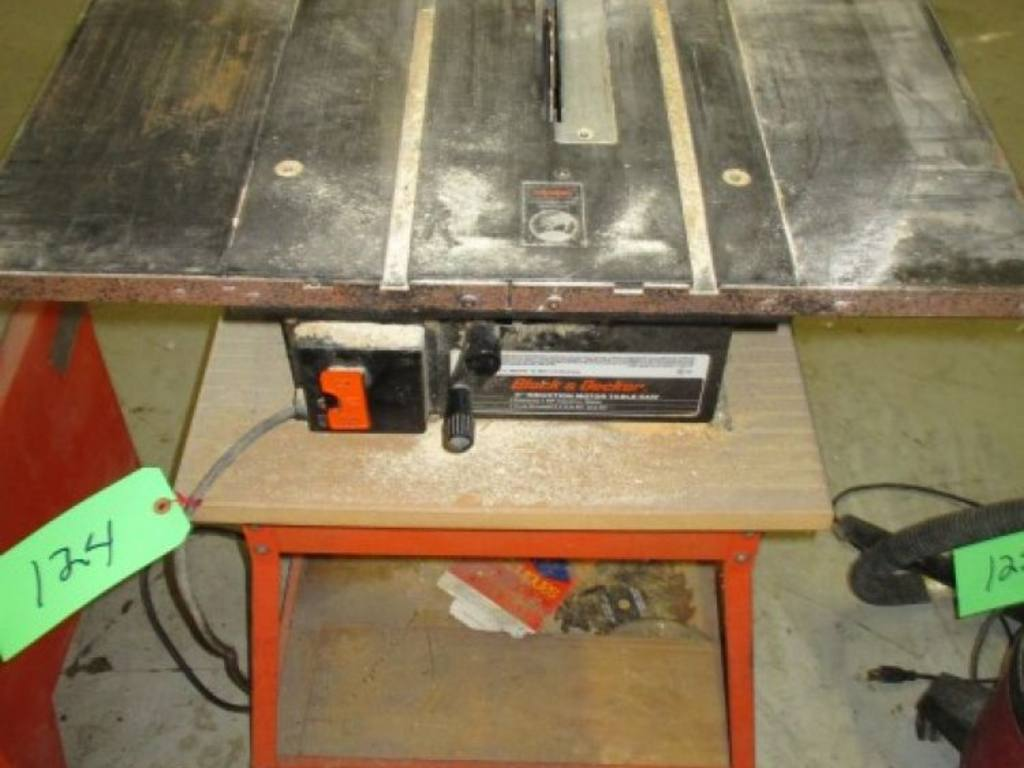 Black decker 8 induction motor table saw catalog for 1 hp table saw motor