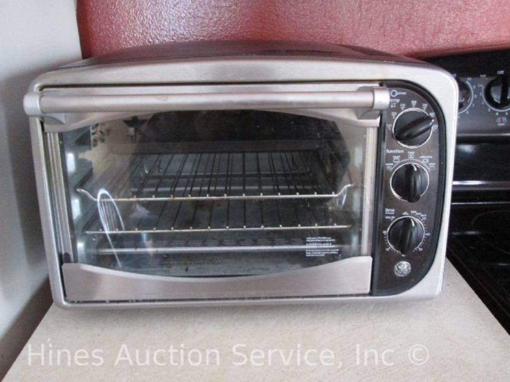 Ge Toaster Ovens Small ~ Ge model toaster oven