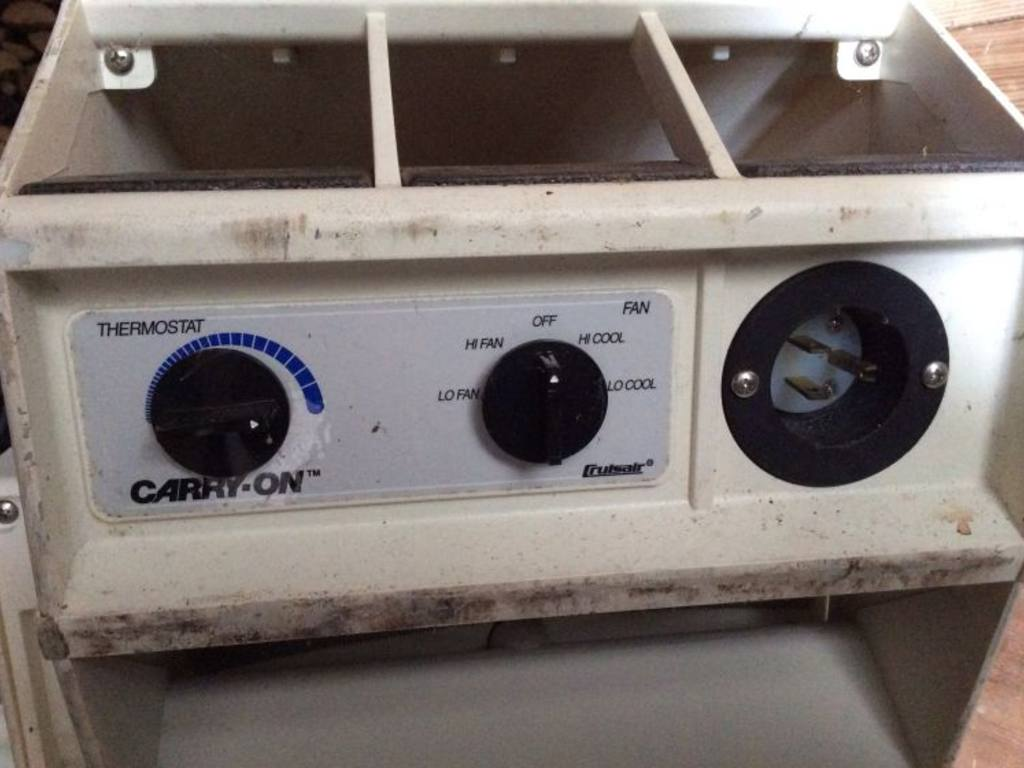 Cruiseair Carry On Portable Boat Air Conditioner #343B65