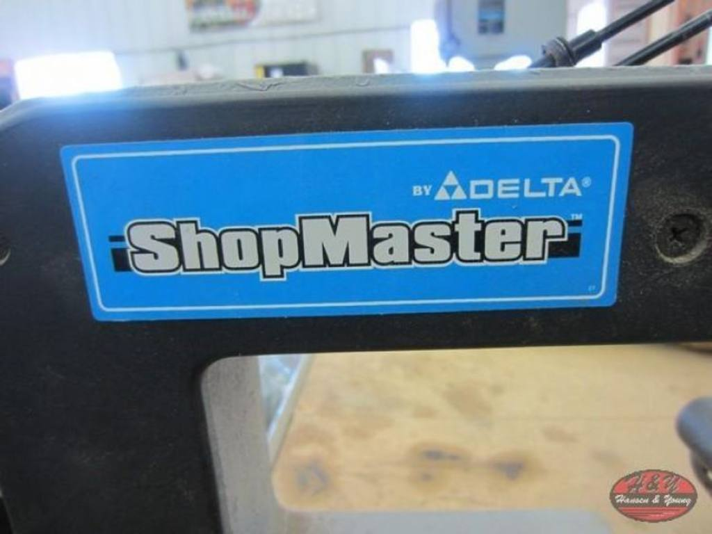 Delta Shopmaster Scroll Saw Delta ShopMaster SM600