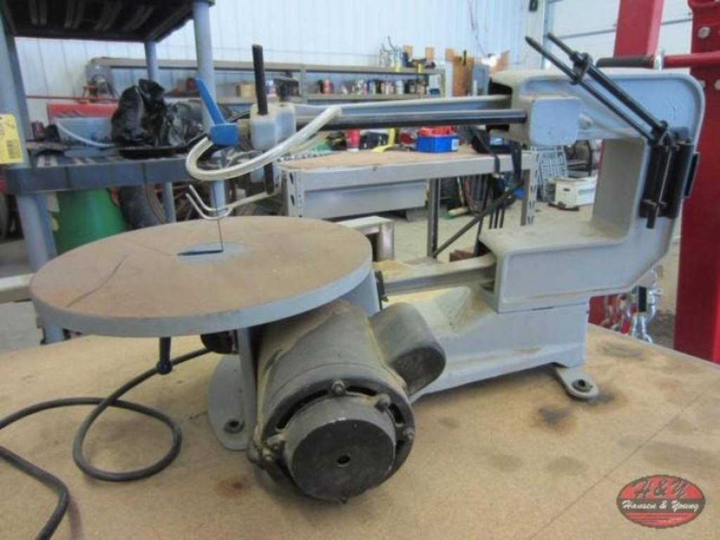 Delta Shopmaster Scroll Saw Previous Next