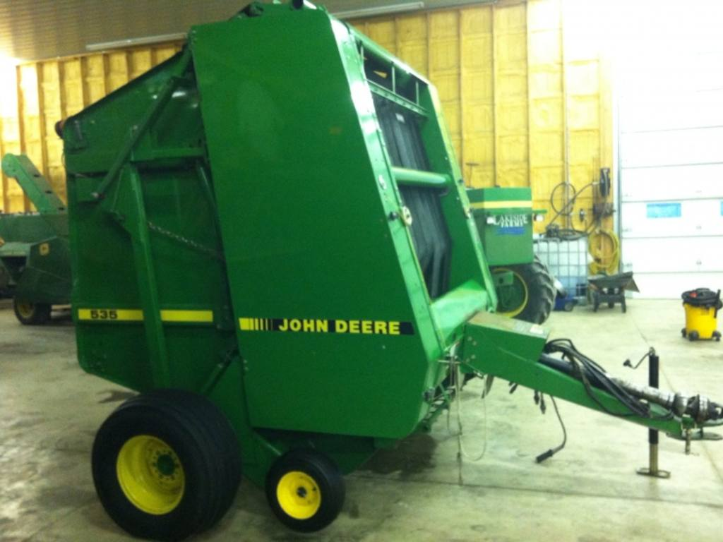 535 jd Baler Workshop Manual