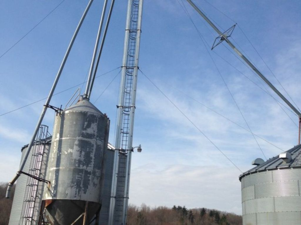 Bolivar (OH) United States  city photo : 80' Honeyville grain leg