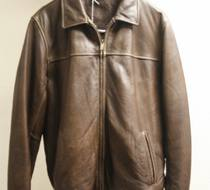 Wilson's Brown Leather Jacket
